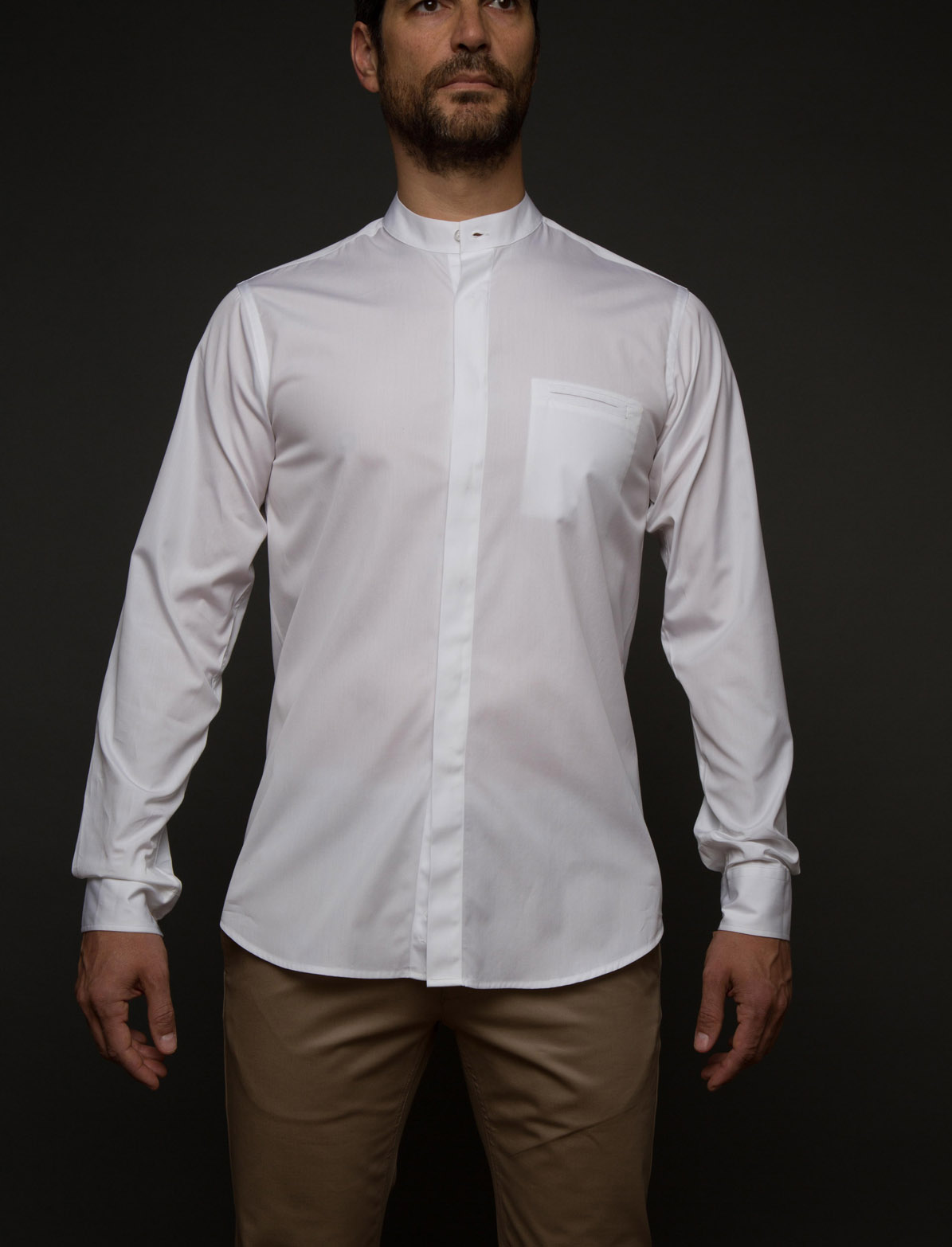 Ibiza-shirt-authentic-mao-white-front